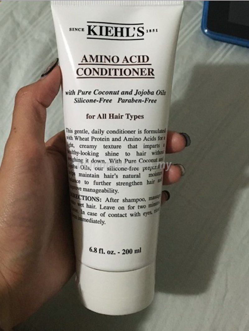 Amino Acid Conditioner Dcmarket Kiehls Hair Conditional Prev